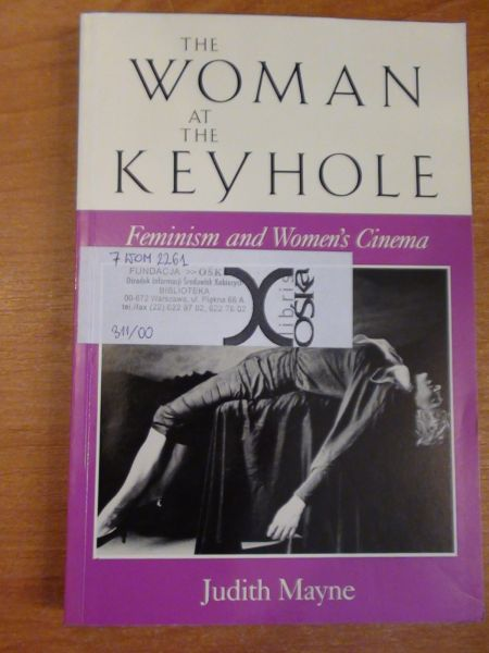 Mayne Judith - The woman at the keyhole