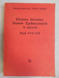 Historia literatury Stanów Zjednoczonych w zarysie