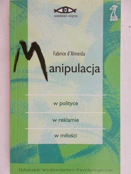 D'Almeida Fabrice - Manipulacja