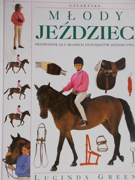 Green Lucinda - Młody jeździec