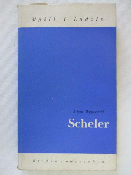 Węgrzecki Adam - Scheler