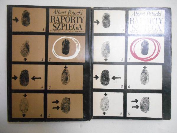 Potocki Albert - Raporty szpiega, I-II Tomy