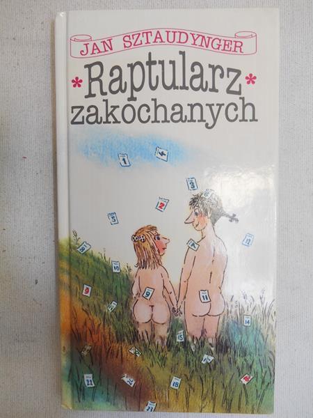 Sztaudynger Jan - Raptularz zakochanych