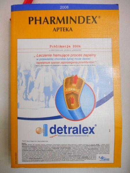 Intek Joanna (red.) - Pharmindex apteka 2008