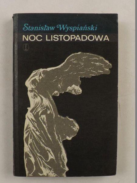 Wyspiański Stanisław - Noc listopadowa