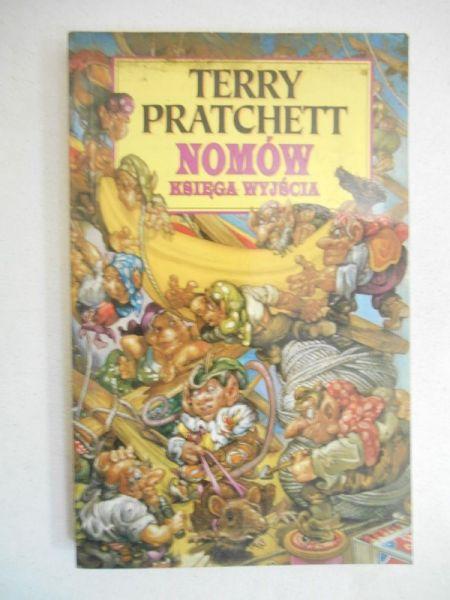 Pratchett Terry - Nomów Księga Wyjścia