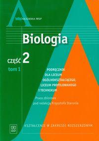 Biologia Część 2 tom 1 Podręcznik