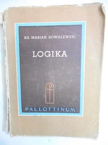 Kowalewski Marian - Logika