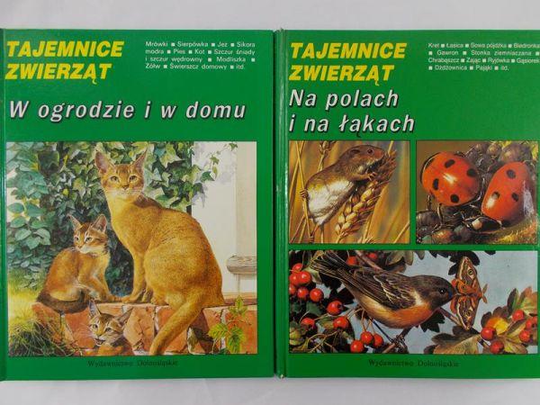 Tajemnice zwierząt  - W ogrodzie i w domu/Na polach i na łąkach