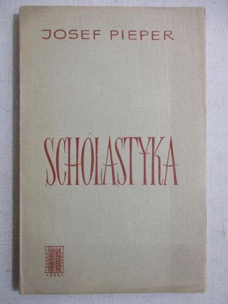 Pieper Josef - Scholastyka