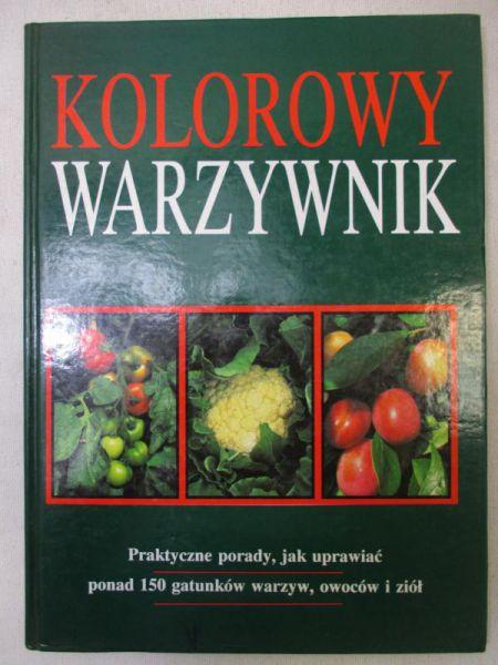 Oleszkiewicz Maria - Kolorowy warzywnik