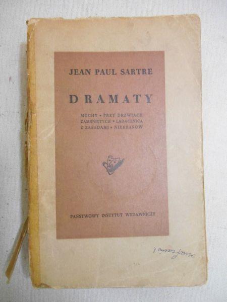Sartre Jean Paul - Dramaty