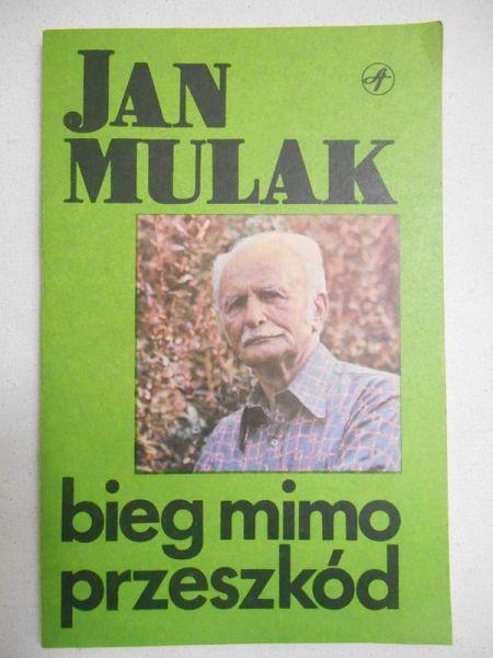 Mulak Jan - Bieg mimo przeszkód