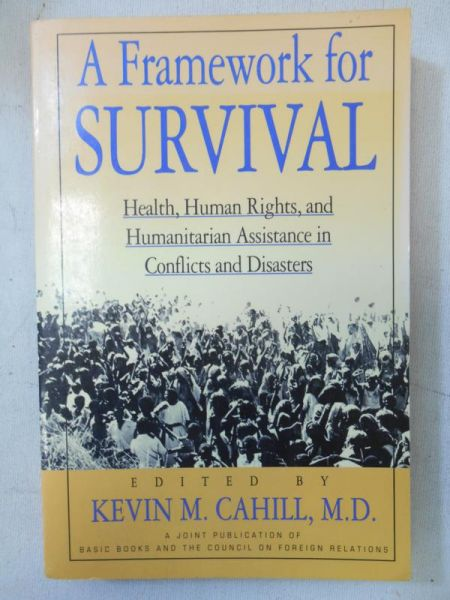 Cahill Kevin - A Framework for Survival