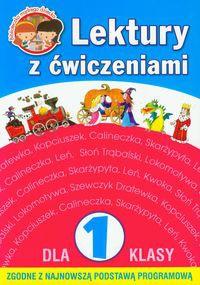 Micińska-Łyżniak Irena - Lektury dla klasy 1 z ćwiczeniami
