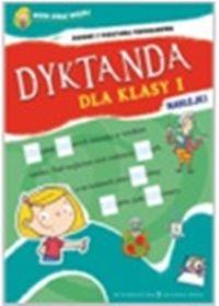 Cholewińska-Szkolik Aniela - Wiem coraz więcej : Dyktanda dla klasy 1