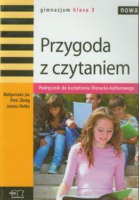 Detka Janusz - Nowa Przygoda z czytaniem 3 Podręcznik do kształcenia literacko-kulturowego