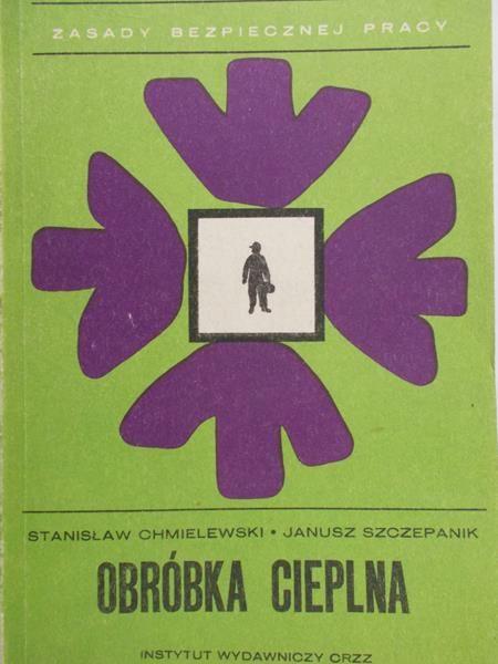 Szczepanik Janusz - Obróbka cieplna