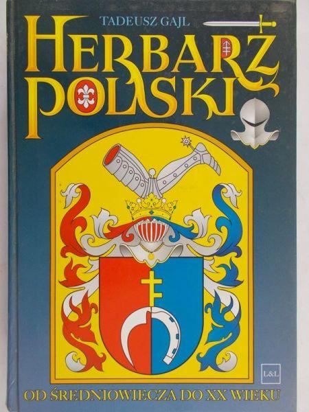 Gajl Tadeusz - Herbarz polski