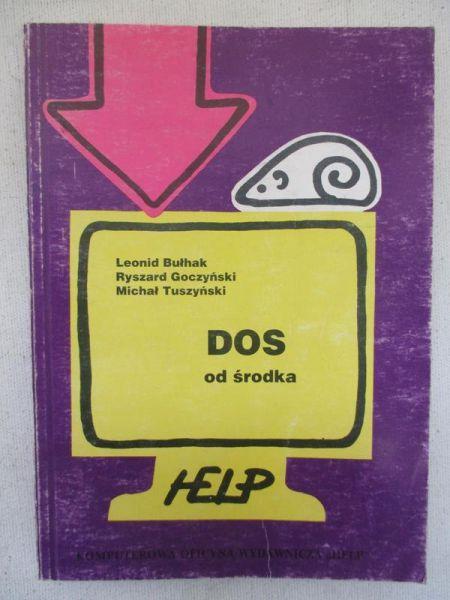 Bułhak Leonid - DOS od środka