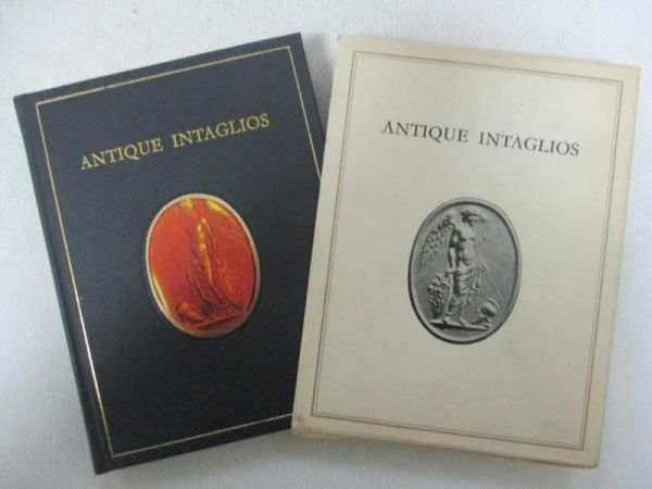 Neverov O. - Antique Intaglios in the Hermitage Collection