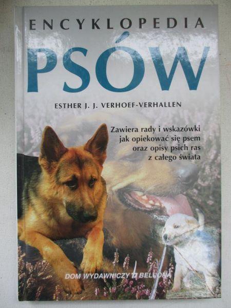Verhoef-Verhallen Esther - Encyklopedia psów