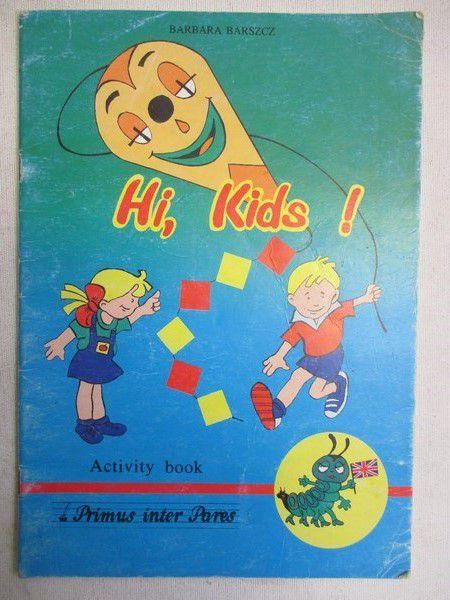Barszcz Barbara - Hi, kids!