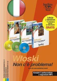 Włoski Non c'e problema! Pakiet samouczków MP3
