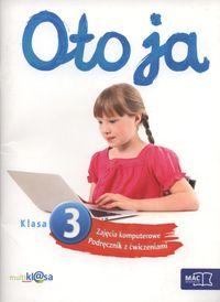 Oto ja 3 Zajęcia komputerowe zestaw 12 książek+ płyta CD , Nowa