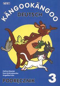 Fuks Angelika - Kangookangoo Deutsch 3 Podręcznik