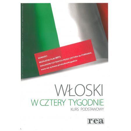 Opolska - Waszkiewicz Anna - Włoski w cztery tygodnie. Kurs podstawowy