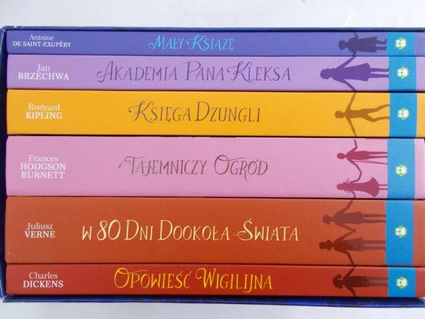 Moja kolekcja literatury, Nowa