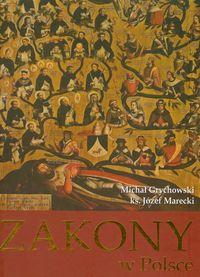 Marecki Józef - Zakony w Polsce