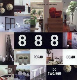 Hausmann Jose Luis (il.) - 888 porad do twojego domu