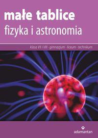 Małe tablice Fizyka i astronomia 2017