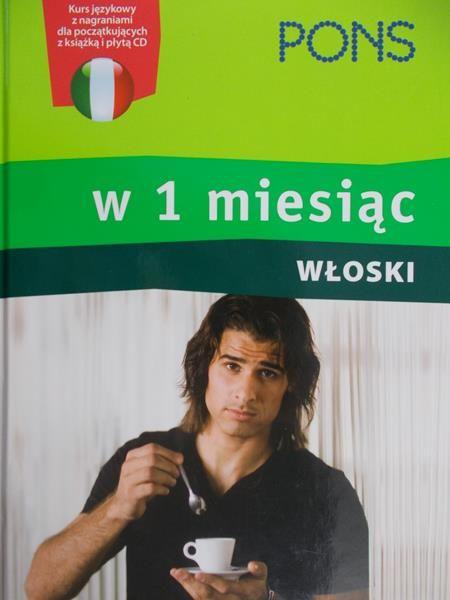 Pons: Włoski w 1 miesiąc