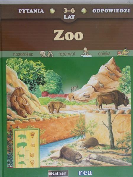 Bessol Laurent - Pytania i odpowiedzi dla 3-6 latków. Zoo