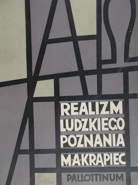 Krąpiec Mieczysław - Realizm ludzkiego poznania