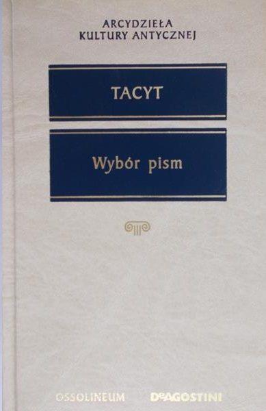 Tacyt - Wybór pism