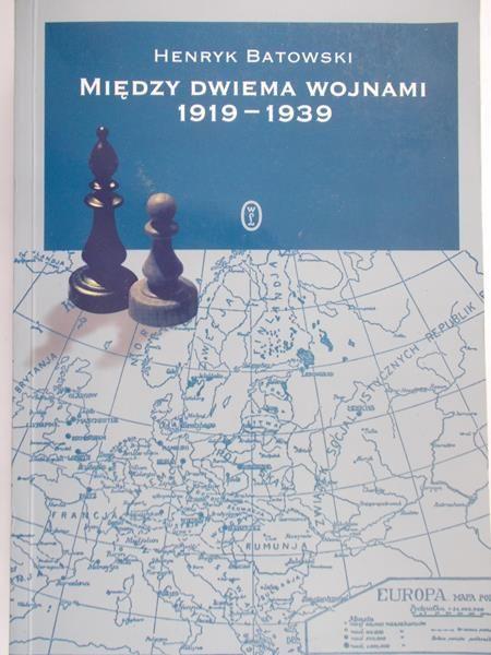 Batkowski Henryk - Między dwoma wojnami 1919 – 1939