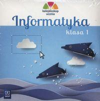 Kalejdoskop ucznia Informatyka 1 CD