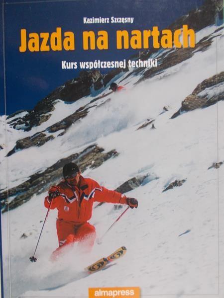 Szczęsny Kazimierz - Jazda na nartach