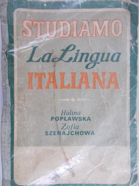 Popławska Halina - Studiamo LaLingua Italiana