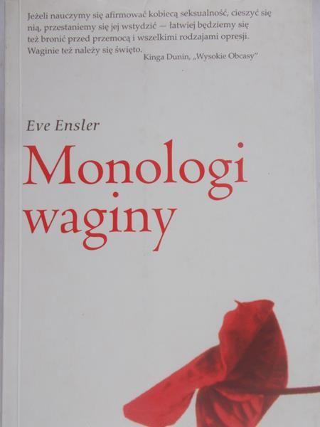 Ensler Eve - Monologi waginy