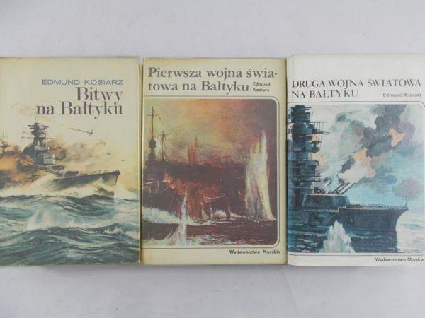 Kosiarz  Edmund - Bitwy na Bałtyku, I wojna światowa na Bałtyku, II wojna światowa na Bałtyku, Zestaw