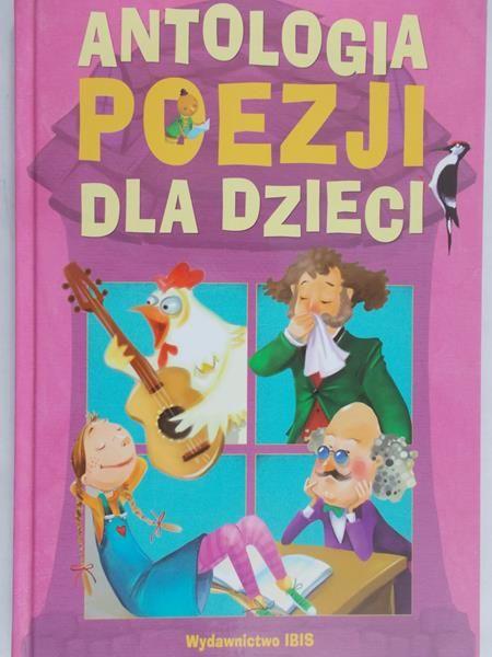 Piwowarski Marcin (il.) - Antologia poezji dla dzieci