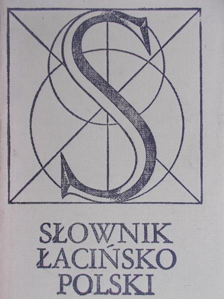 Kumaniecki Kazimierz - Słownik łacińsko - polski