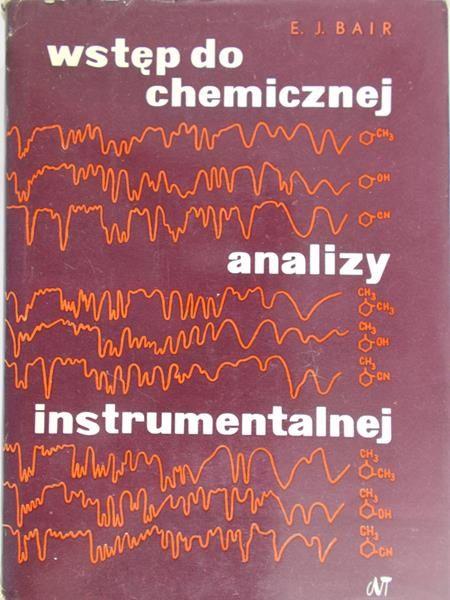 Bair E. J. - Wstęp do chemicznej analizy instrumentalnej