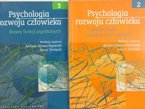 Harwas-Napierała Barbara (red.) - Psychologia rozwoju człowieka 2 i 3