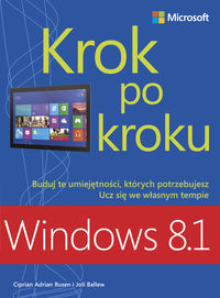 Rusen Ciprian Adrian - Windows 8.1 Krok po kroku